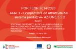 Emilia Romagna, aI via il bando 2018 per l'innovazione delle attività libero professionali.