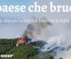Un paese che brucia: il report sui cambiamenti climatici e gli incendi boschivi in Italia a cura di GREENPEACE e SISEF
