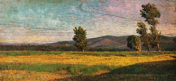 La primavera, Raffaello Sernesi