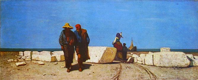 La partenza della paranza, Vincenzo Cabianca