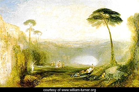The Golden Bough, William Turner