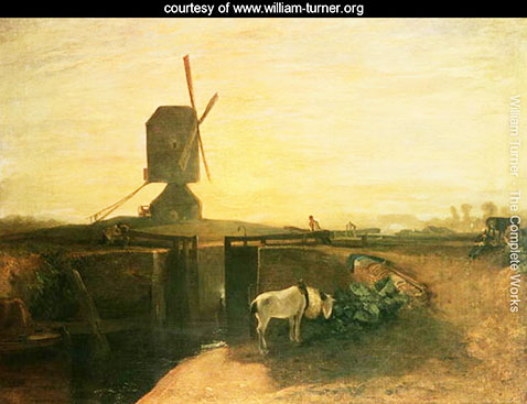 Southall Mill, William Turner