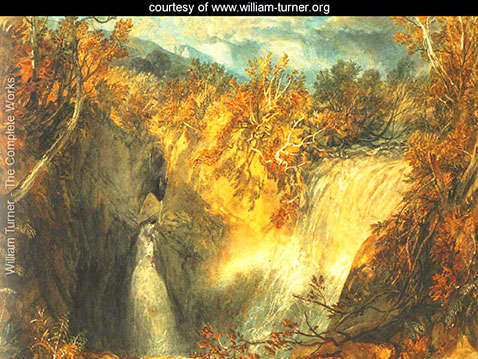 Weathercote Cave, William Turner