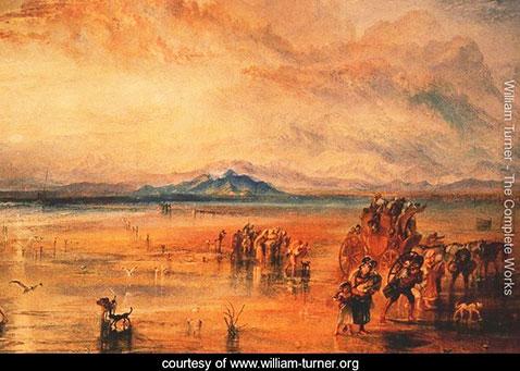 Lancaster Sands, William Turner