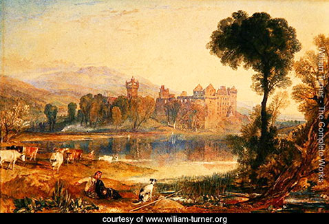 Linlithgow Palace, William Turner