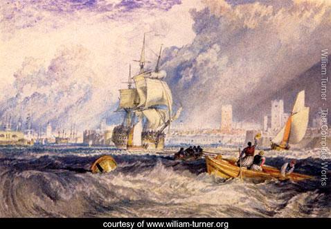 Portsmouth, William Turner