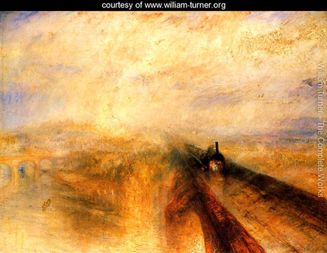 Rain, Steam and Speed The Great Western Railway, William Turner