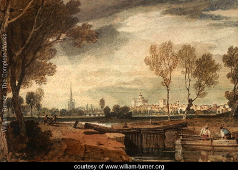 Abingdon, Oxfordshire, William Turner