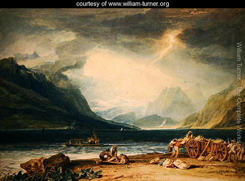 Lake Thun, William Turner