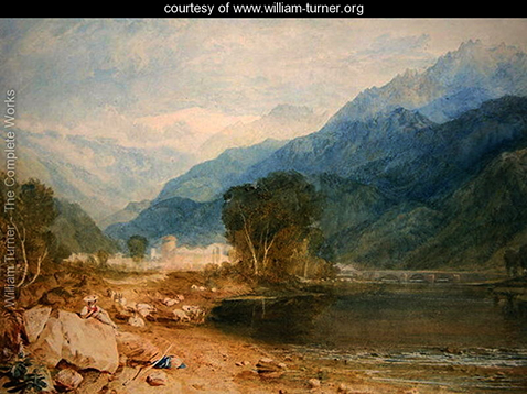 Bonneville Savoy, William Turner