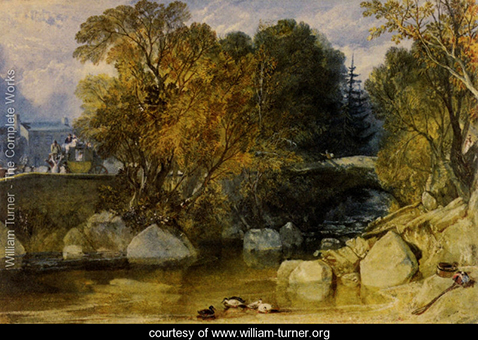 Ivy Bridge Devonshire, William Turner
