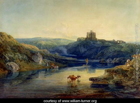 Norham Castle Summers Morn, William Turner
