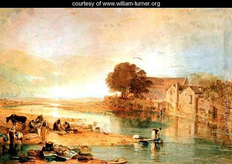 Llanrwst, William Turner