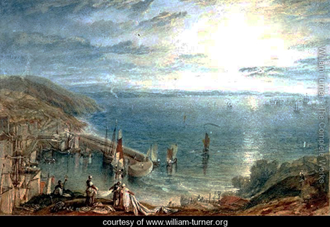 No.1790 Torbay from Brixham, William Turner
