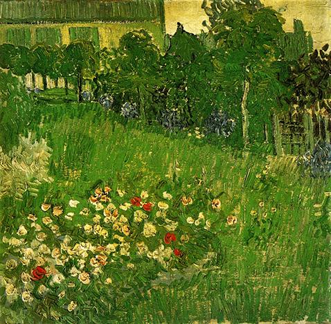 Daubigny's Garden - Vincent Van Gogh