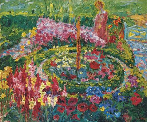 Trollhois Garten - Emil Nold