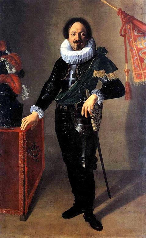 Ritratto di gonfaloniere - Artemisia Gentileschi