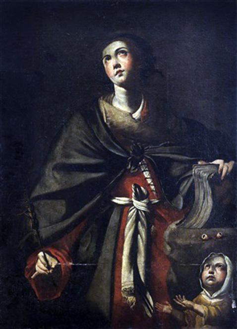Santa Lucia - Francesco Guarino