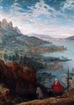 Fuga in Egitto - Pieter Brueghel Il Vecchio