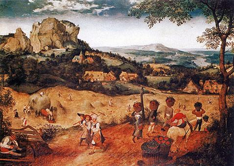 Fienagione - Pieter Brueghel Il Vecchio