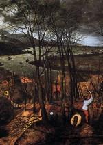 Giornata Buia - Pieter Brueghel Il Vecchio