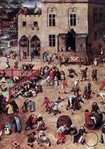 Giochi di bambini - Pieter Brueghel Il Vecchio