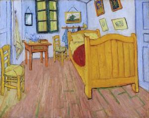 La camera di Vincent ad Arles (Arles, ottobre 1888)
