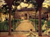at-torre-galli-ladies-in-a-garden-john-singer-sargent-