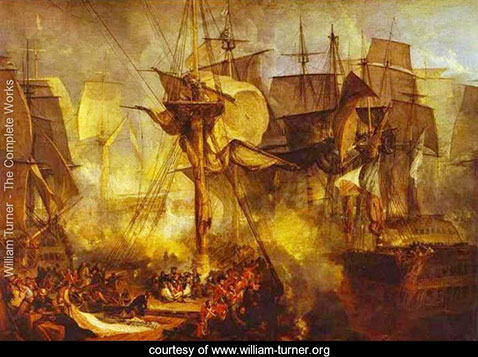 the-battle-of-trafalgar