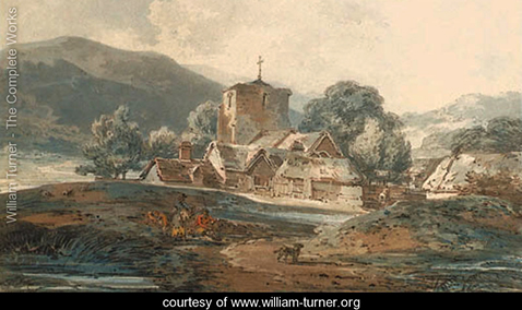 a-village-church-