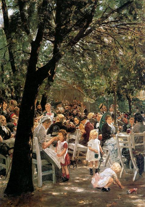 beer-garden-in-munchen-max-liebermann-