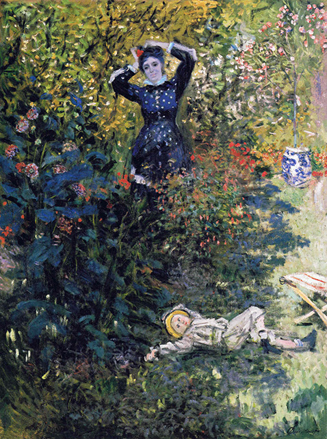 camille-and-jean-monet-in-the-garden-at-argenteuil-claude-monet-