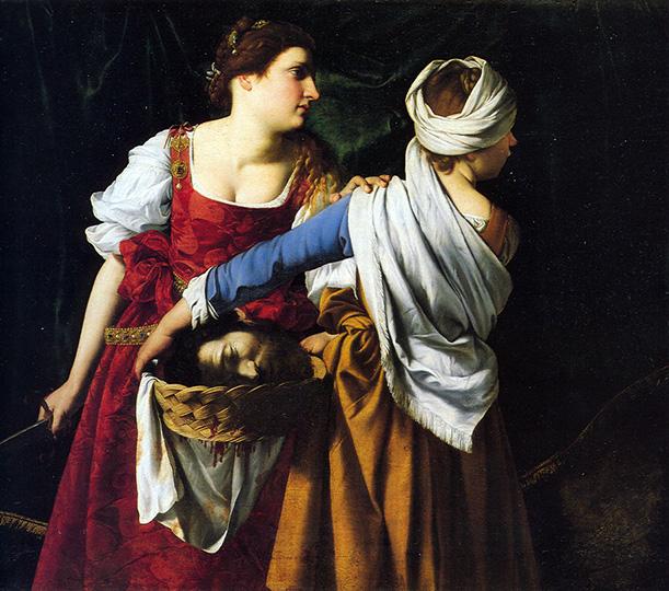 giuditta-con-la-sua-ancella-orazio-gentileschi-