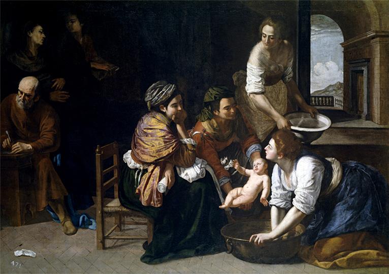 nascita-di-san-giovanni-battista-artemisia-gentileschi-