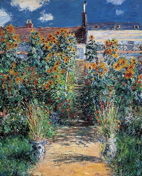 the-garden-at-vetheuil-claude-monet-