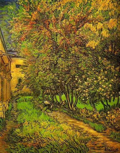 the-garden-of-saint-paul-hospital-vincent-van-gogh-