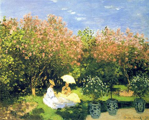 the-garden-claude-monet-