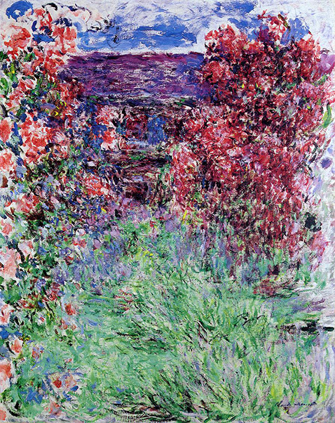 the-house-among-the-roses-claude-monet-