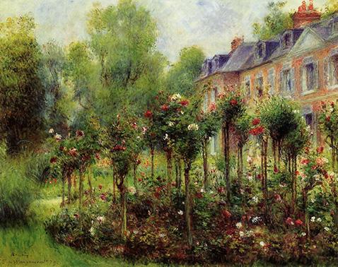the-rose-garden-at-wargemont-auguste-renoir-