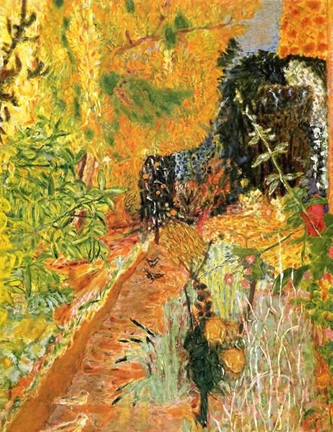 the-garden-pierre-bonnard-